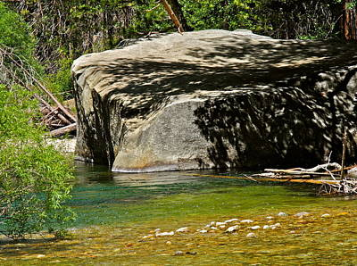 Photograph - The Famous Muir Rock by Kirsten Giving