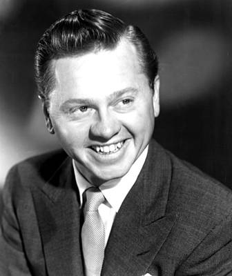 1950 Movies Photograph - The Fireball, Mickey Rooney, 1950 by Everett