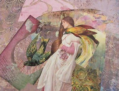 The Firebird S Pursuit  Art Print