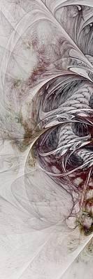 Digital Art - The First Sorrow by NirvanaBlues