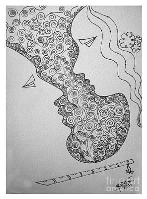 The Fluteful  Original by Madhu Kuruva