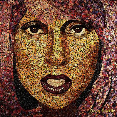 Mixed Media - The Gaga by Doug Powell