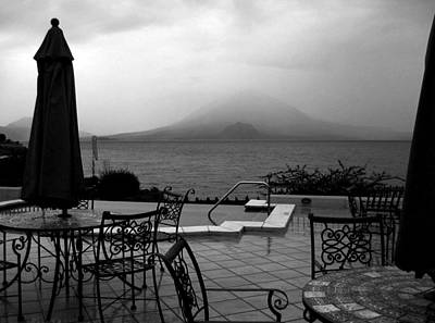 Panajachel Photograph - The Garden Next To The Lake - 3 by RicardMN Photography