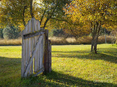Photograph - The Gate by Idaho Scenic Images Linda Lantzy