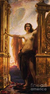 Painting - The Gates Of Dawn by Pg Reproductions