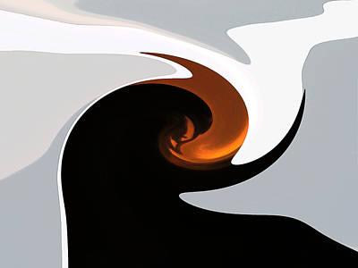 The Gift Of Light Art Print by James Mancini Heath