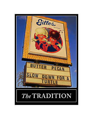 Digital Art - The Gilles Tradition 1 by Geoff Strehlow