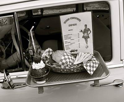 Photograph - The Good Old Days by Rhonda Jones