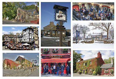 Photograph - The Great British Pub by David Birchall