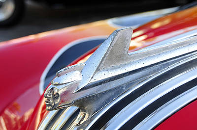 1953 Pontiac Photograph - The Great Chieftain by David Lee Thompson