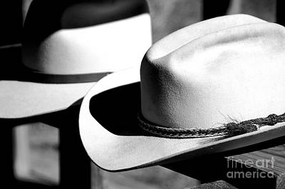 Photograph - The Hats by Sherry Davis