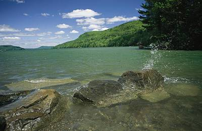 Cooperstown Photograph - The Headwaters Of The Susquehanna River by Raymond Gehman
