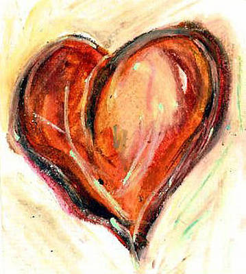 Pastel - The Heart by Racquel Morgan