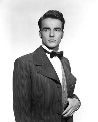1949 Movies Photograph - The Heiress, Montgomery Clift, 1949 by Everett