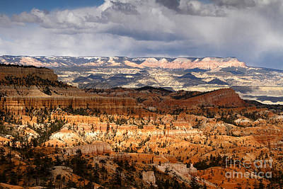 Photograph - The High Desert Bryce Canyon by Butch Lombardi