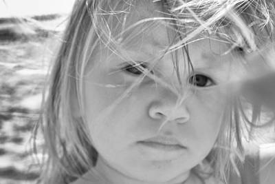 Photograph - The Innocent by Kelly Reber