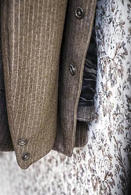 Barkerville Photograph - The Jacket by Wayne Stadler