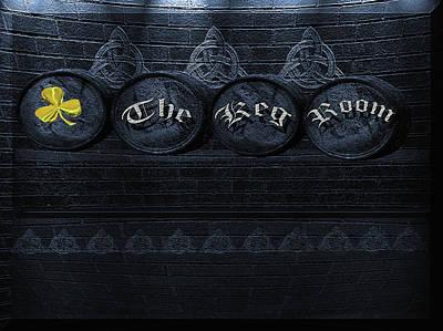 Photograph - The Keg Room Version 5 by LeeAnn McLaneGoetz McLaneGoetzStudioLLCcom