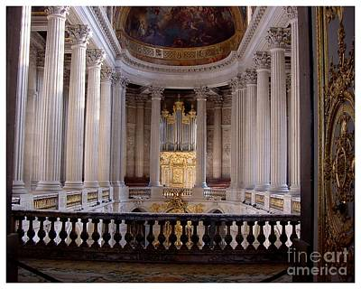 Photograph - The Kings Chapel by Frank Wickham