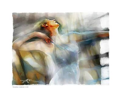 The Last Dance Art Print by Bob Salo