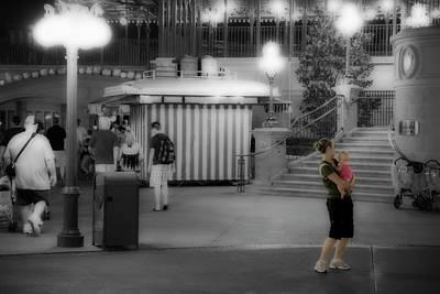 Photograph - The Last Dance by Jim Garrison