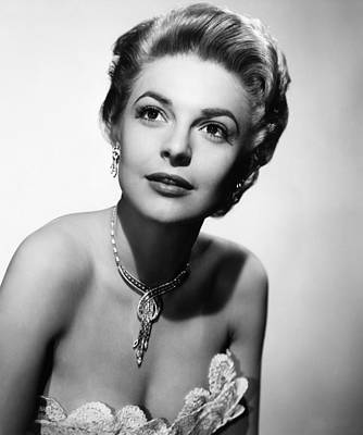 1955 Movies Photograph - The Last Frontier, Anne Bancroft, 1955 by Everett