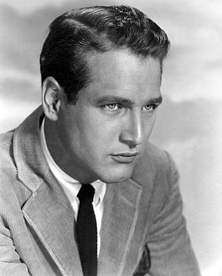 1950s Movies Photograph - The Left Handed Gun, Paul Newman, 1957 by Everett