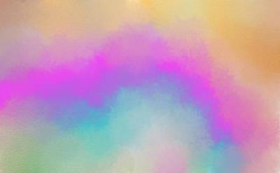 The Light Above Art Print
