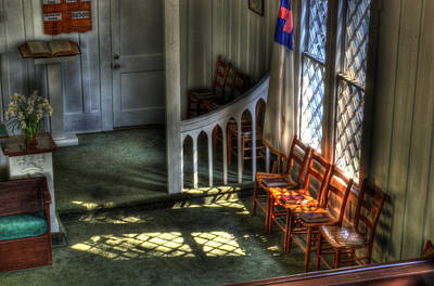 Photograph - The Light by Greg and Chrystal Mimbs