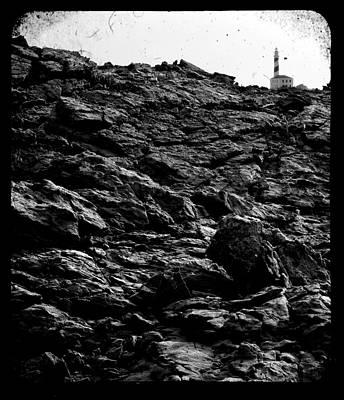 Art Print featuring the photograph The Lighthouse1 by Pedro Cardona