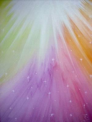 The Lights Art Print by Asida Cheng