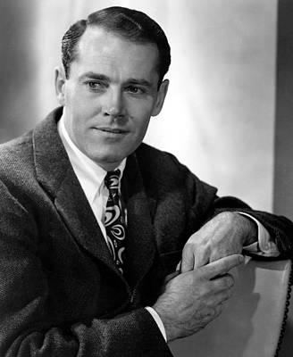 1947 Movies Photograph - The Long Night, Henry Fonda, 1947 by Everett
