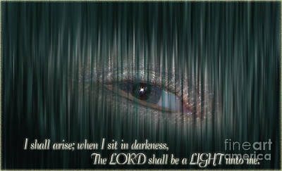 Photograph - The Lord Is My Light by Debbie Portwood
