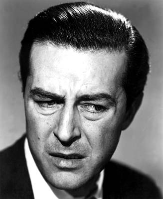 The Lost Weekend, Ray Milland, 1945 Art Print