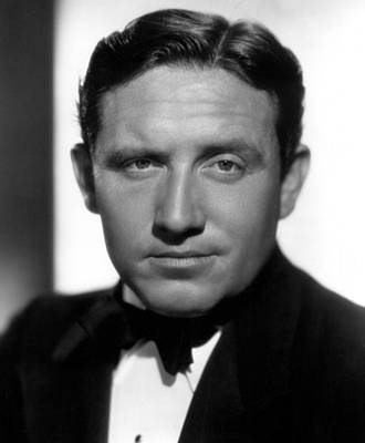 The Mad Game, Spencer Tracy, 1933 Art Print by Everett