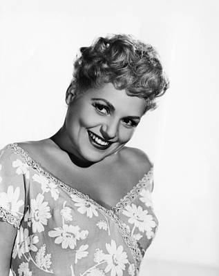 The Marrying Kind, Judy Holliday, 1952 Art Print by Everett