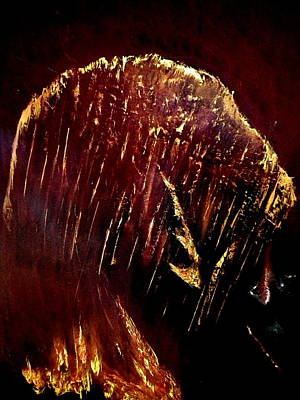 Painting - The Mask by David Hatton