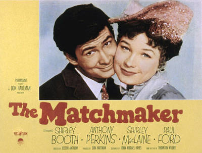 Fid Photograph - The Matchmaker, Anthony Perkins by Everett