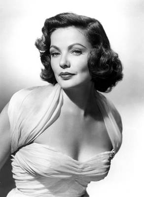 Photograph - The Mating Season, Gene Tierney by Everett