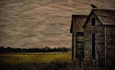 Kurt Cobain Photograph - The Messenger  by Empty Wall
