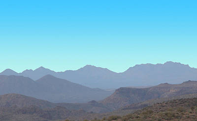 Holmberg Photograph - The Mighty Superstitions by Norm Holmberg