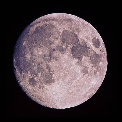 Still Life Photograph - The Moon by Chi ha paura del buio NextSolarStorm Project