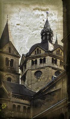 The Munsterkerk Roermond Art Print by Mary Machare
