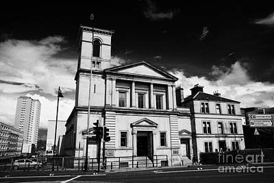 The National Piping Centre Cowcaddens Glasgow Scotland Uk Art Print by Joe Fox