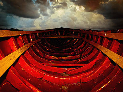 Photograph - The Nautical Abyss by Daniel Marcion