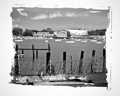 Photograph - The Navesink by Gene Hilton