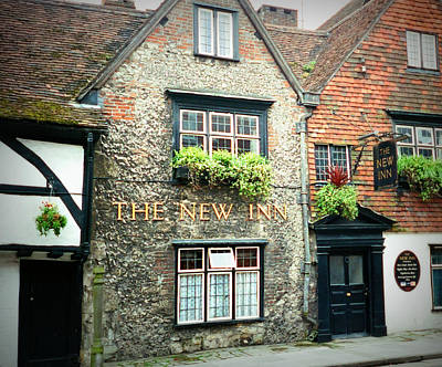 Photograph - The New Inn by Marilyn Wilson