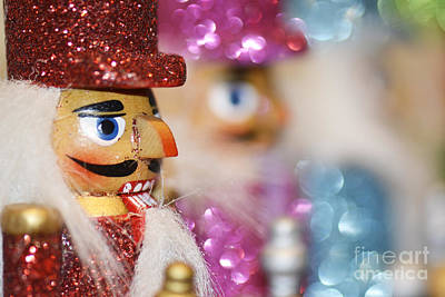 Photograph - The Nutcrackers by Traci Cottingham