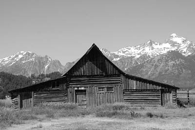 Photograph - The Old Barn by Dany Lison