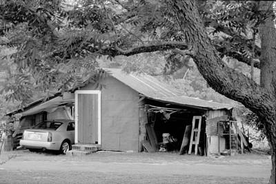 Photograph - The Old Homestead Anomaly by Emery Graham